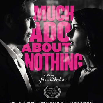 Much Ado About Nothing 11x17 Movie Poster (2013)