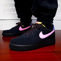 Free shipping: Nike AIR FORCE 1 AF1 vintage wear-resistant air cushion casual sneakers shoes