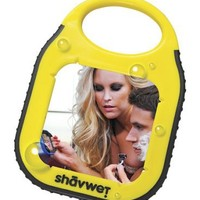 ShavWet Fogless Portable Shower Shaving Mirror