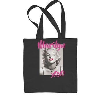 XoXo Marilyn Monroe Shopping Tote Bag