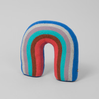 Couverture and The Garbstore - Homeware - Oeuf - Baby Alpaca Rainbow Pillow