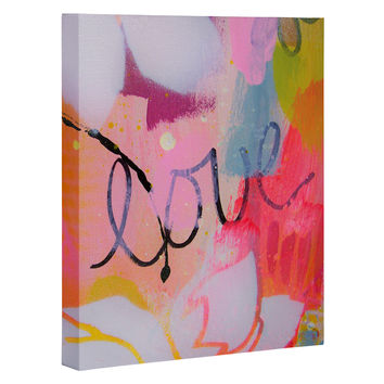 Natalie Baca Spring Love Art Canvas