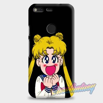 Sailor Moon Sticker Google Pixel XL Case