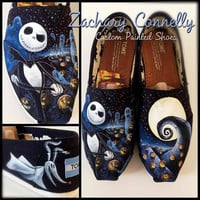 Disney's The Nightmare Before Christmas Toms Shoes