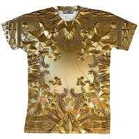 Watch The Throne Gold Shirt
