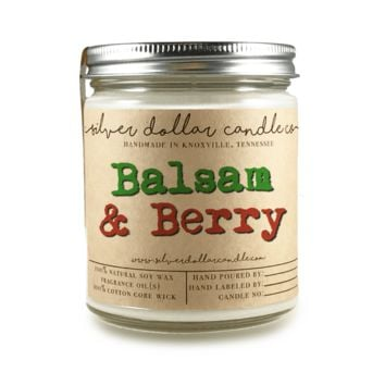 Balsam & Berry - 8oz Soy Candle