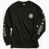 Loser Machine X Mooneyes Overdrive Long Sleeve Tee | Urban Outfitters