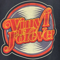 T-Shirts - 70S VINYL IS FOREVER (MED)