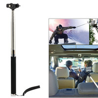 Handheld Monopod with Tripod Mount for Gopro Hero 3,2,1