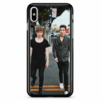 Daniel Seavey Jack Avery iPhone X Case
