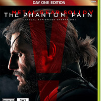 Metal Gear Solid V: The Phantom Pain Day One Edition - Xbox 360 (New)