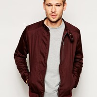 River Island Bomber Jacket at asos.com
