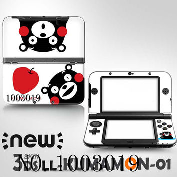 Video Game Bear Vinyl Decal Skin Sticker Cover for New Nintendo for 3DS XL LL System Console