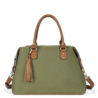 Sole Society Jodi Duffel With Tassels
