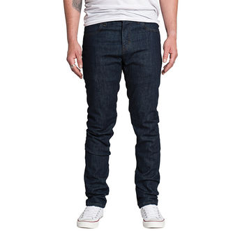 KR3W - K Skinny Denim - Dark Blue