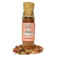 Vision Incense for Hoodoo, Voodoo, Wicca & Pagan Divination