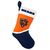 Chicago Bears NFL Official Holiday Stocking