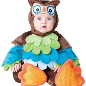 What a Hoot Infant/Toddler Owl Costume