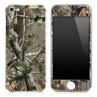 Real Camo Camouflage Skin for the iPhone 3gs, 4/4s or 5/5s or 5c