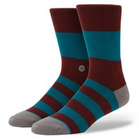 Stance | Pico Blue, Grey, Maroon socks | Buy at the Official website Main Website.