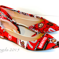 The Ohio State Buckeyes Flats