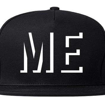 Kings Of NY Initials Maine USA State ME Snapback Hat