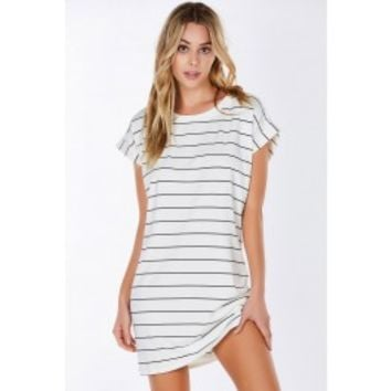 Over Easy T-Shirt Dress
