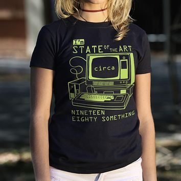 Ladies State Of The Art T-Shirt