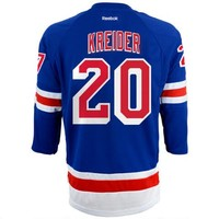 New York Rangers Youth Chris Kreider Replica Jersey