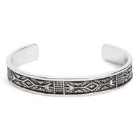 Sole Society Embossed Layering Cuff   Nordstrom