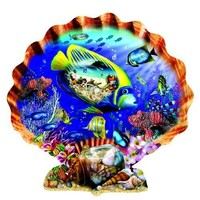 Souvenirs of the Sea a 1000-Piece Jigsaw Puzzle by Sunsout Inc.
