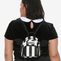 Beetlejuice Mini Wing Backpack