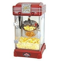 Amazon.com: FunTime FT2518SK 2.5-Ounce Rock'n Popper Hot Oil Popcorn Machine: Home & Kitchen
