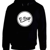 G Eazy Classic Logo Rounded Hoodie