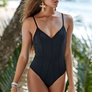 Rhythm My Bralette One Piece Swimsuit at PacSun.com