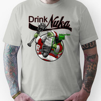 Fallout 3 Spoof Drink Cold and Refreshing Nuka Unisex T-Shirt