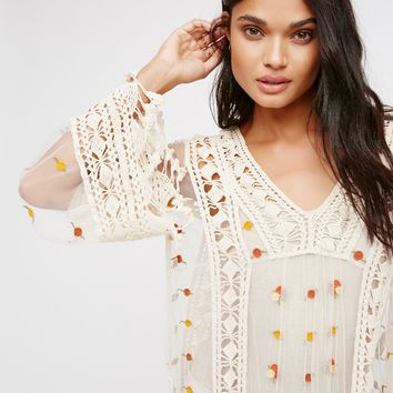 Free People Finest Heart Maxi Top
