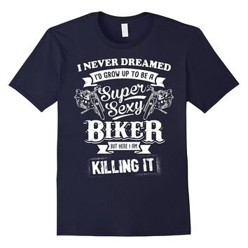 Super Sexy Biker Clothing