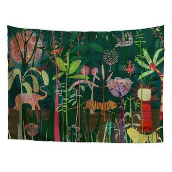 Animal Forest Tapestry