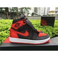 Air Jordan 1 OG High SE ¡°Satin¡± Material Men Sneaker