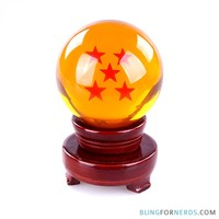 Dragon Ball and Display Stand