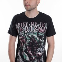 Bring Me The Horizon - Fox And Wolves - T-Shirt