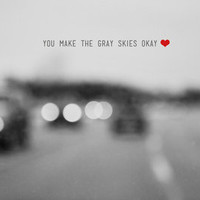 you make the gray skies okay Art Print by Beverly LeFevre | Society6