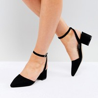 Truffle Collection Wide Fit High Heels at asos.com