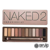Classic Naked 12 Colors Eyeshadow Palette