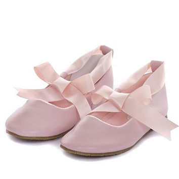 Soft Ballerina Shoes with Hard Sole