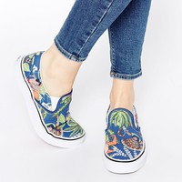 Vans Disney Jungle Book Slip On Trainers