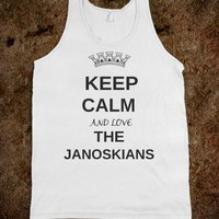Keep Calm And Love The Janoskians - Janoskians