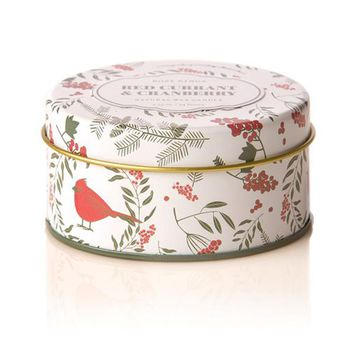 ROSY RINGS RED CURRANT & CRANBERRY TRAVEL TIN