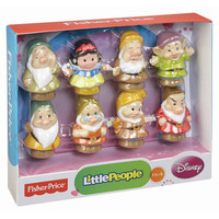 Fisher-Price Little People Snow White and the Seven Dwarves